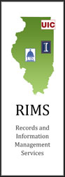 cover of About RIMS brochure