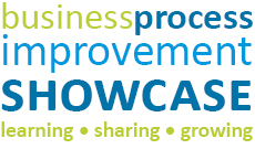 Business Process Improvement Showcase Event Wordmark