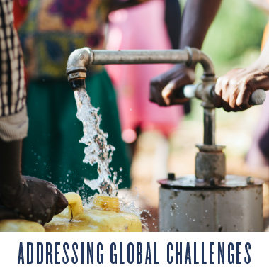 Addressing Global Challenges