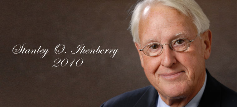 President Stanley O. Ikenberry